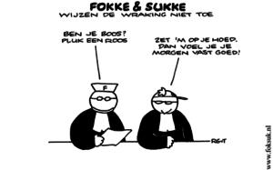 Gespot: 'Waarom spreken juristen niet gewoon Nederlands?'